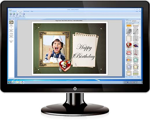 Greeting Card Software Greeting Card Maker Photo