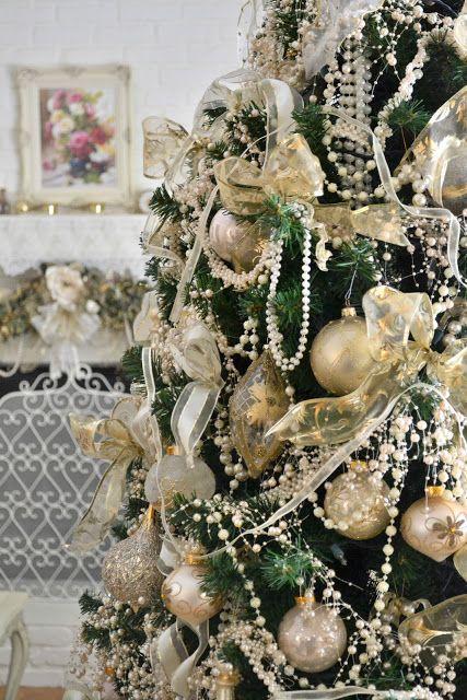 pearl christmas garland - The Christmas Pearl