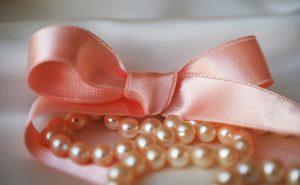 pink pearl bracelets