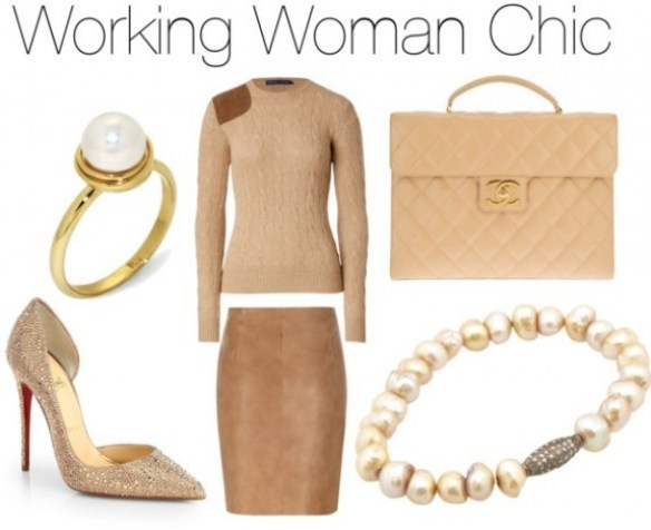 Working Woman Chic