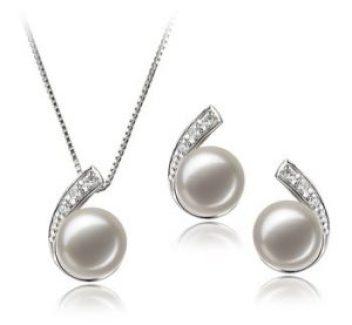 pearl accessory set