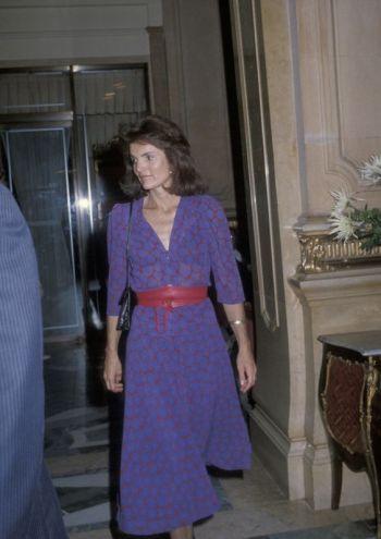 jackie kennedy dress style