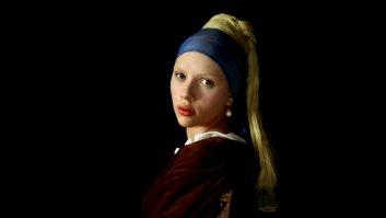 the girl with the pearl earrings scarlett johansson