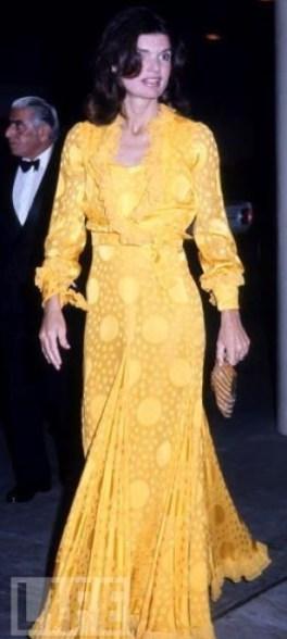 jackie o kennedy dresses