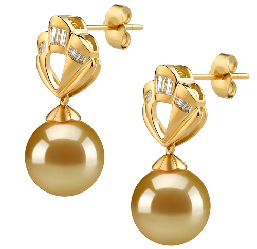 5 Gorgeous Pearl Drop Earrings