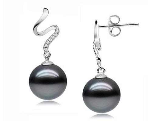 5 Gorgeous bridal Pearl Drop Earrings