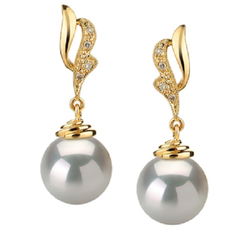 Pearl Drop Earrings for Your Wedding