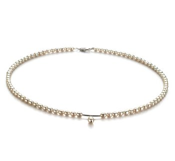small pearl necklace for little girls