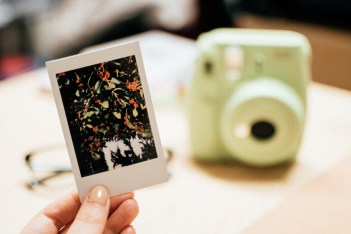mother s day gift instant camera
