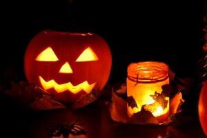 halloween party pumpkin laterns