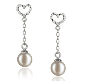 affordable pearl earrings
