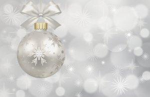 christmas globe decoration