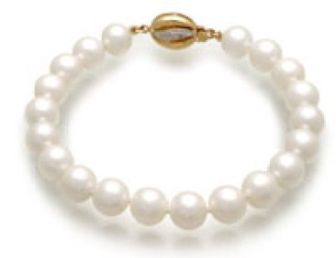 Pearl Armband