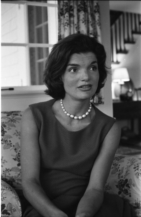 Very pity jackie kennedy pearls simply excellent