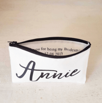Brautjungfer Geschenke