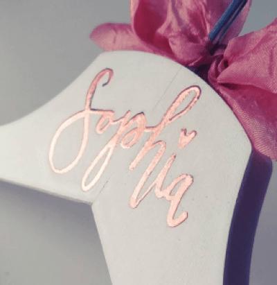 Geschenke von Brautjungfer