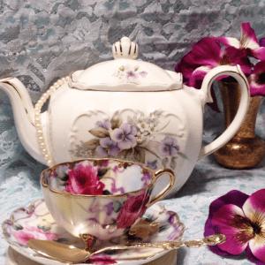 High Tee-Party Porzellan