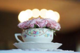 Teeparty Tischteil