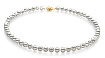 hanadama pearl necklace