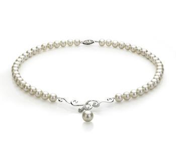 short pearl earrings