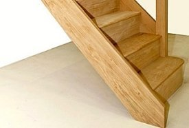 Stringer Stairs Wooden Amp Metal Wall Stringers For Stairs