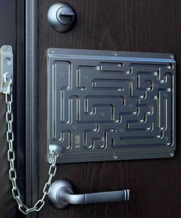 "puerta ""segura"""