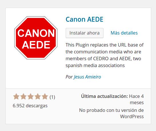 AEDE Plugin