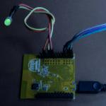 Faça seu próprio roteador com WRTNode - controlando LEDs através da porta GPIO