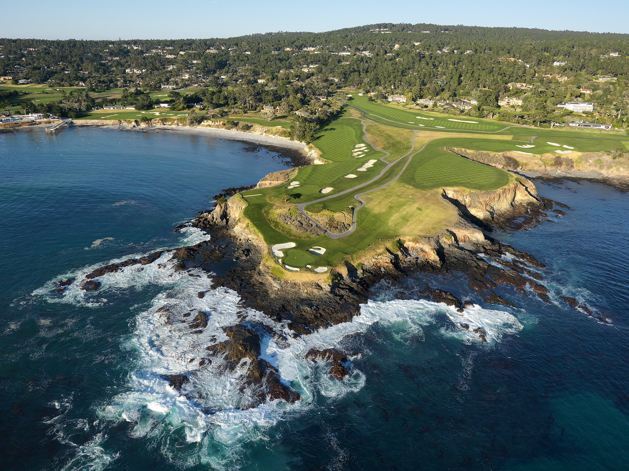Image result for pebble beach