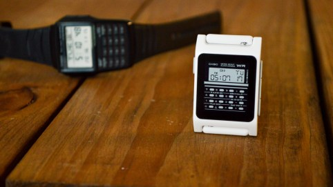 Best Watchfaces #2 | Casio CA-53W on the Pebble 2