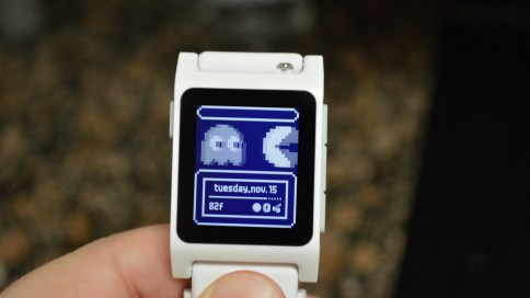 Best Watchfaces #2 | PAC TIME on the Pebble 2