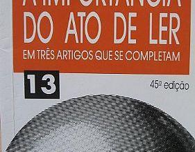 Foto de Paulo Freire – A Importância do Ato de Ler – Download