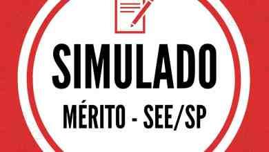 Foto de Simulado Prova de Mérito – Legislação Geral – SEE/SP – 2018