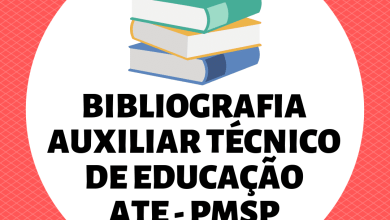 Photo of Bibliografia Concurso – ATE – Auxiliar Técnico de Educação – SME PMSP 2019