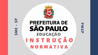 Photo of Instrução Normativa 012/2020: Critérios para Atendimento às Crianças Matriculadas na Educação Infantil – PMSP