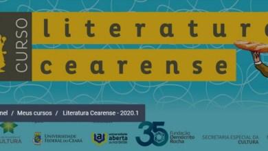 Photo of Extensão EAD em Literatura Cearense – 140 h na Fundação Demócrito Rocha e UFC