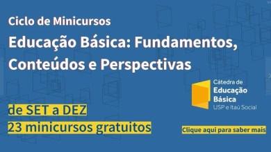 Foto de USP e Itaú Social ofertam 23 minicursos sobre a Educação Básica