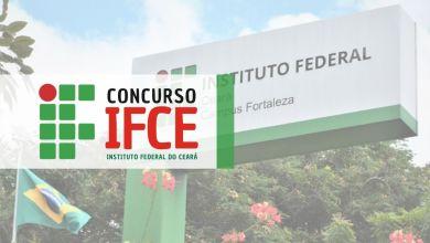 CONCURSO professores IFCE