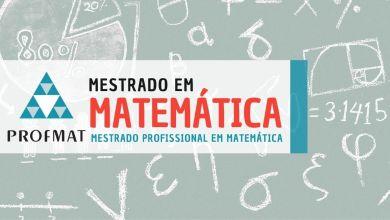 mestrado em matemática 2022