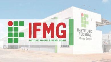 cursos técnicos do IFMG