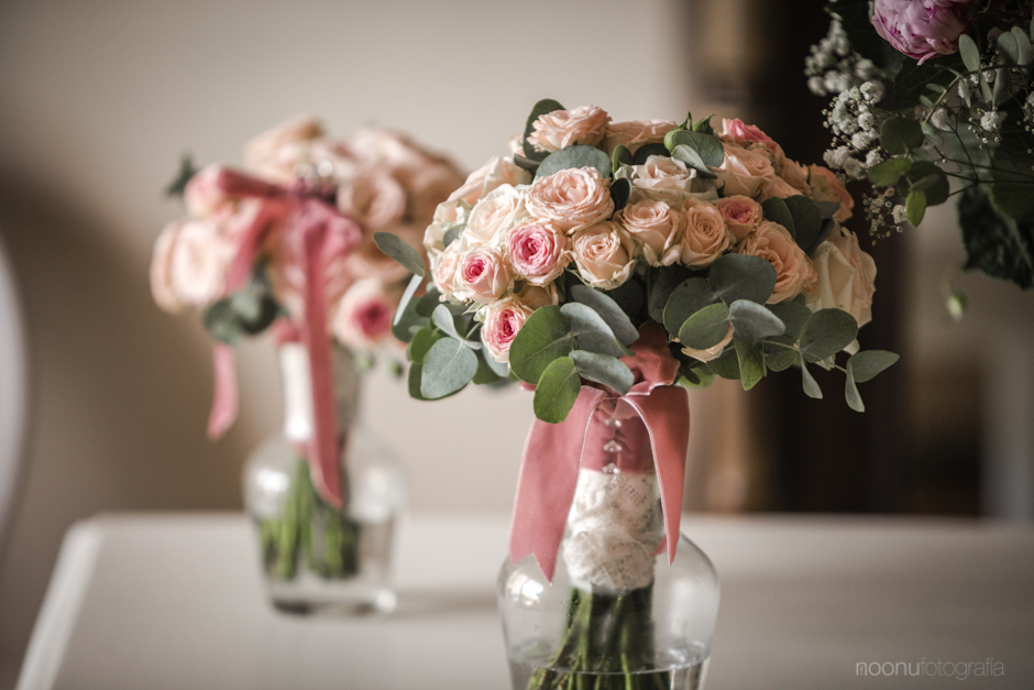 Cuidar las flores en casa