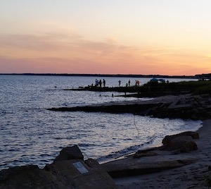 Summer's End on the Peconic Bay