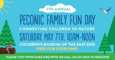 Peconic Family Fun Day