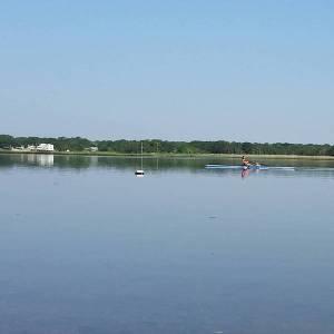 July 6, 8:15 a.m., Reeves Bay, Flanders