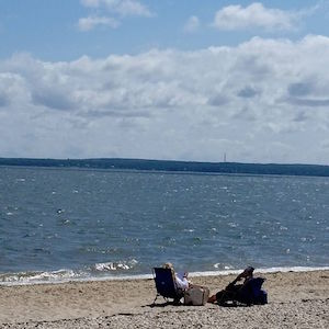Sept. 4, 11:42 a.m., Nassau Point