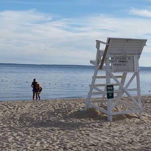 Sept. 11, 5:44 p.m., New Suffolk Beach