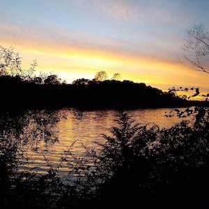 Oct. 26, 5:55 p.m., Peconic River