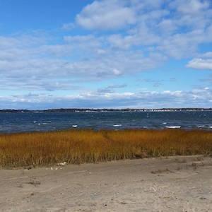 Nov. 6, 10:10 a.m., Flanders Bay