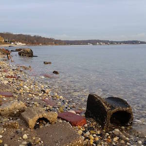 Dec. 8, 7:58 a.m., Cutchogue Harbor