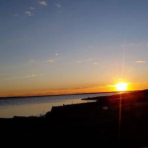 Jan. 30, 4:55 p.m., Peconic Bay from West Creek